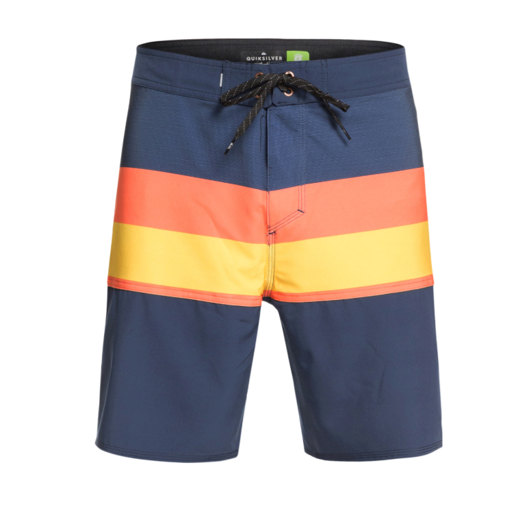 Quiksilver Highline Seasons Boardshort Mens - Moonlit Ocean
