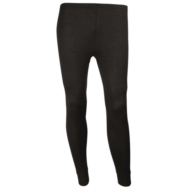 Sherpa Merino Wool Pants - Kids Black