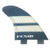FCS V2 PC Tri Fin Set - STOCK INSTORE ONLY - CALL OR EMAIL