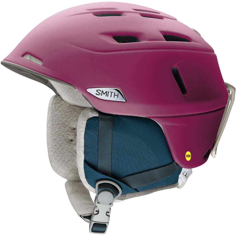 Smith Compass Mips Helmet Womens - Matte Monarch