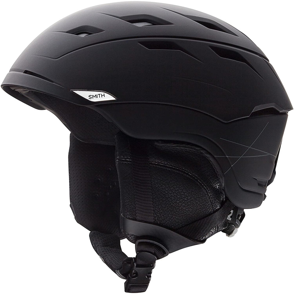 Smith Sequel Helmet Mens - Matte Black