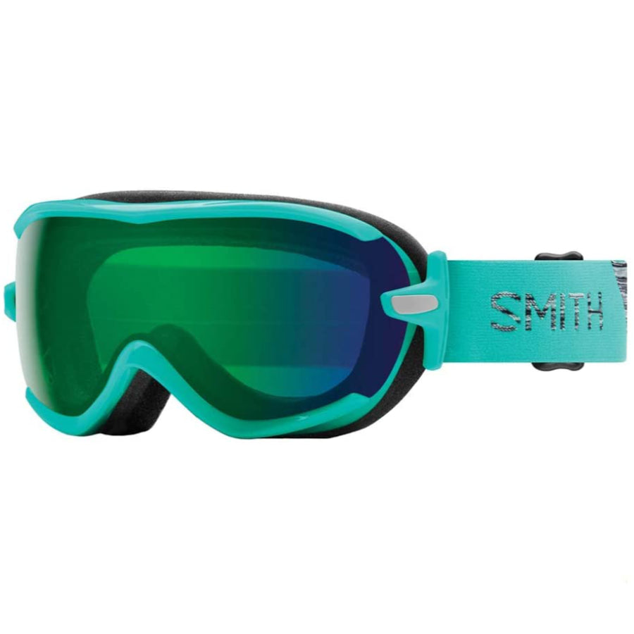 Smith Virtue Goggles - Opal Chromapop Everyday Green Mirror