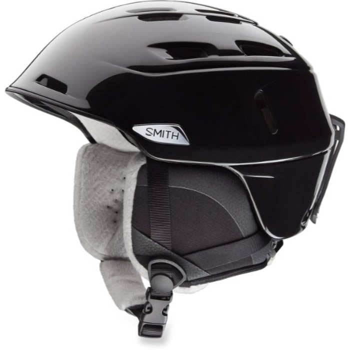 Smith Compass Mips Helmet Womens - Black Pearl