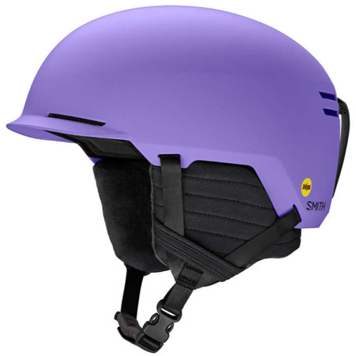 Smith Scout Junior Helmet - Matte Purple