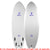 SoftliteFish Stick 5ft 9 Softboard - White
