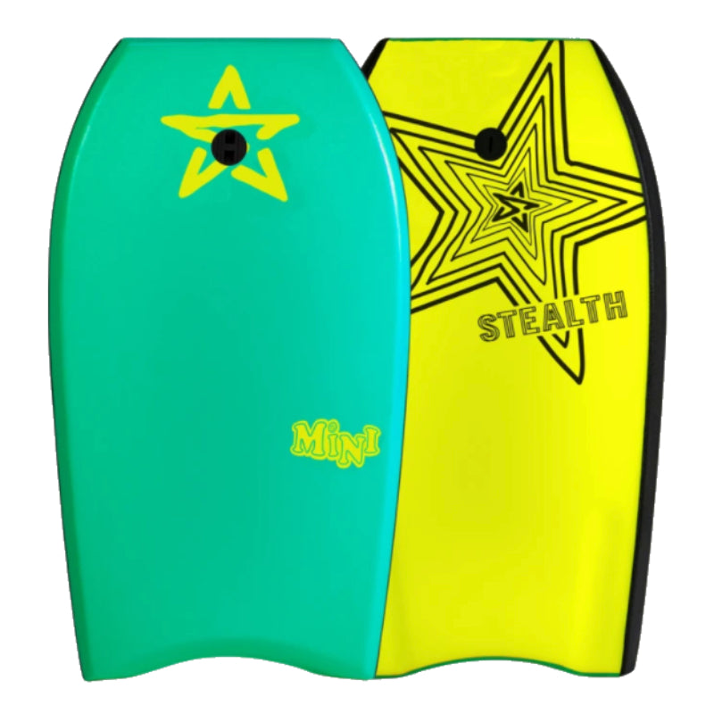 Stealth Mini 30 Bodyboard - Jade