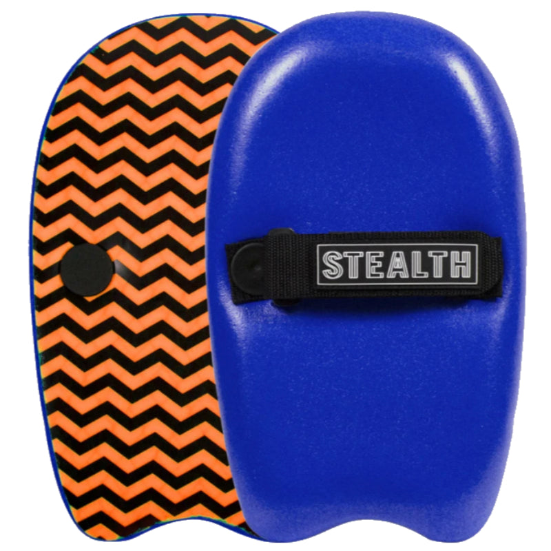 Stealth Plugga Handboard - Ice Blue