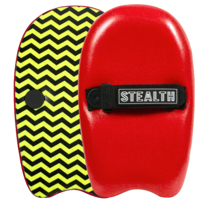 Stealth Plugga Handboard - Red