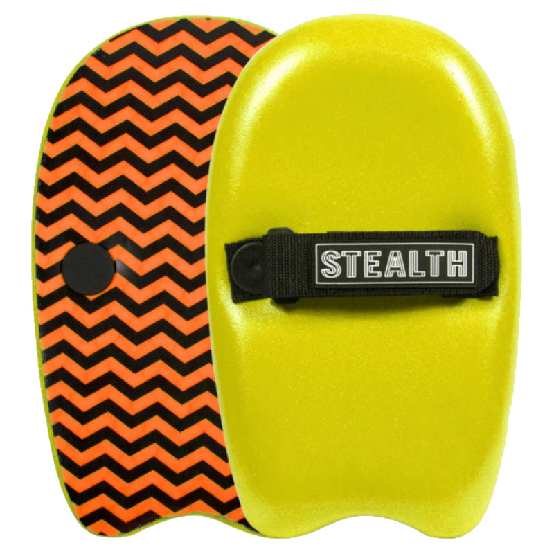 Stealth Plugga Handboard - Yellow