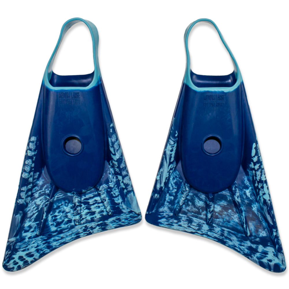 Stealth S1 Supreme Fins - Navy