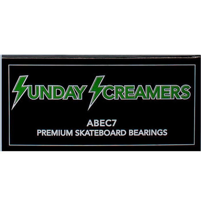 Sunday Hardware Abec 7 - Sunday Screamers
