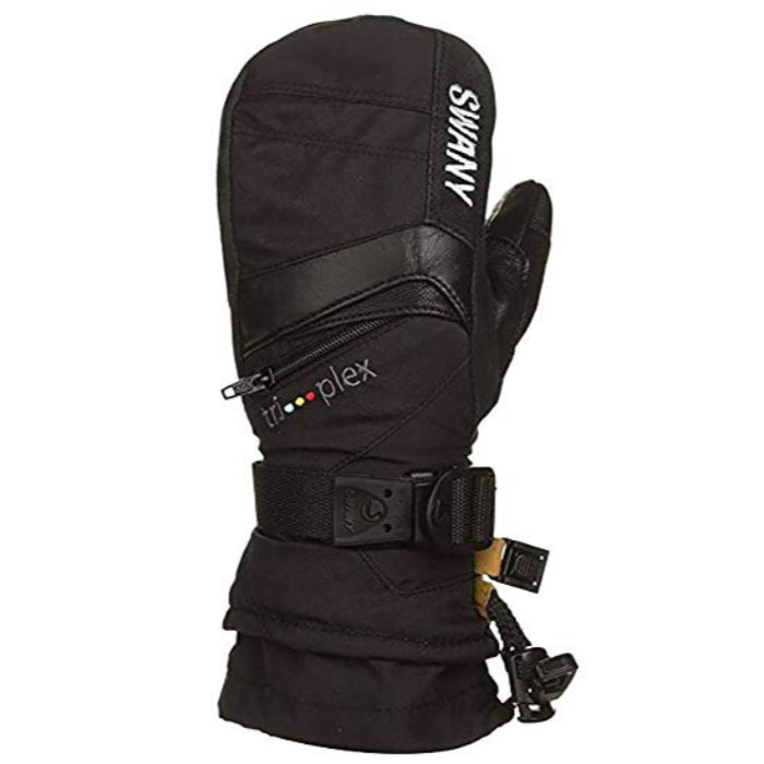 Swany X-Change Mitt Juniors - Black