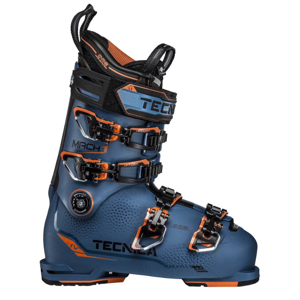 Technica Mach 1 120 HVL Ski Boot 2020 Mens Dark Process Blue