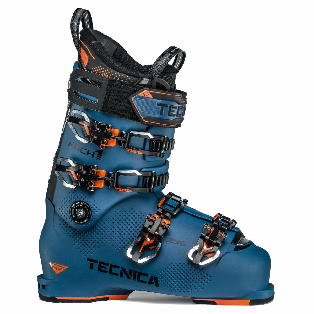 Technica Mach 1 120 MV Ski Boot 2020 Mens Dark Process Blue