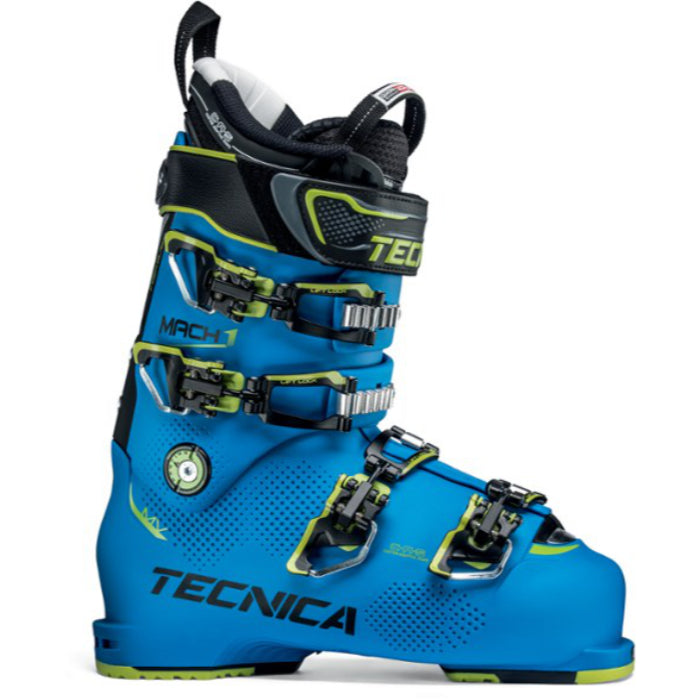 Technica Mach 1 120 Ski Boot 2018 Mens Process Blue