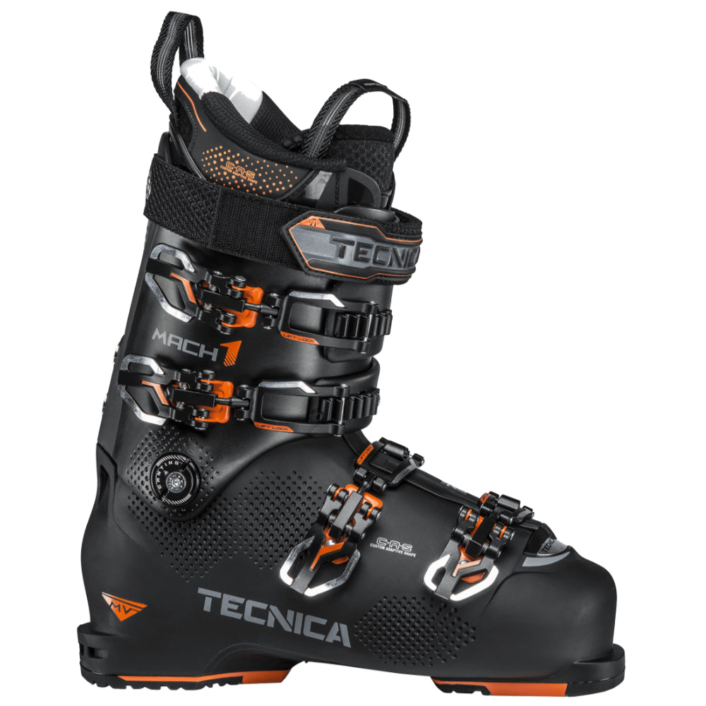 Tecnica Mach 1 MV 110 Ski Boot 2020 - Mens Black