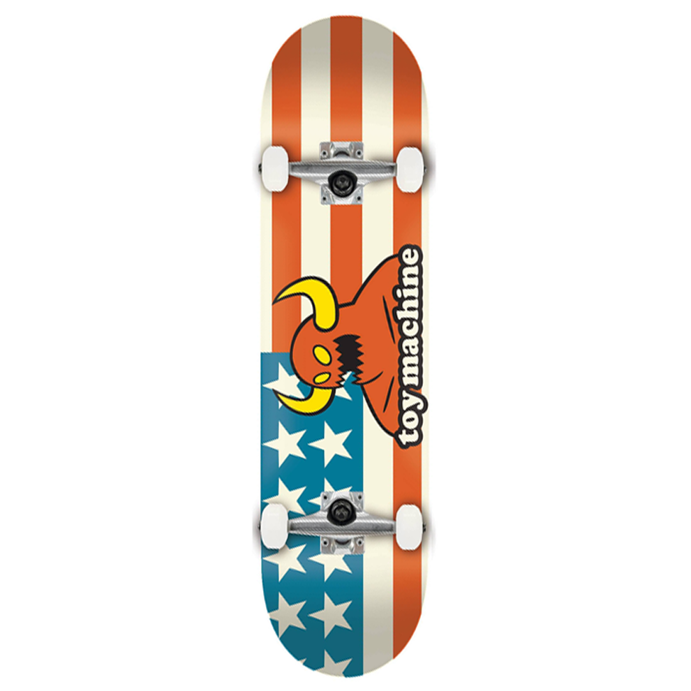 Toy Machine American Monster Complete Skateboard - 7.75