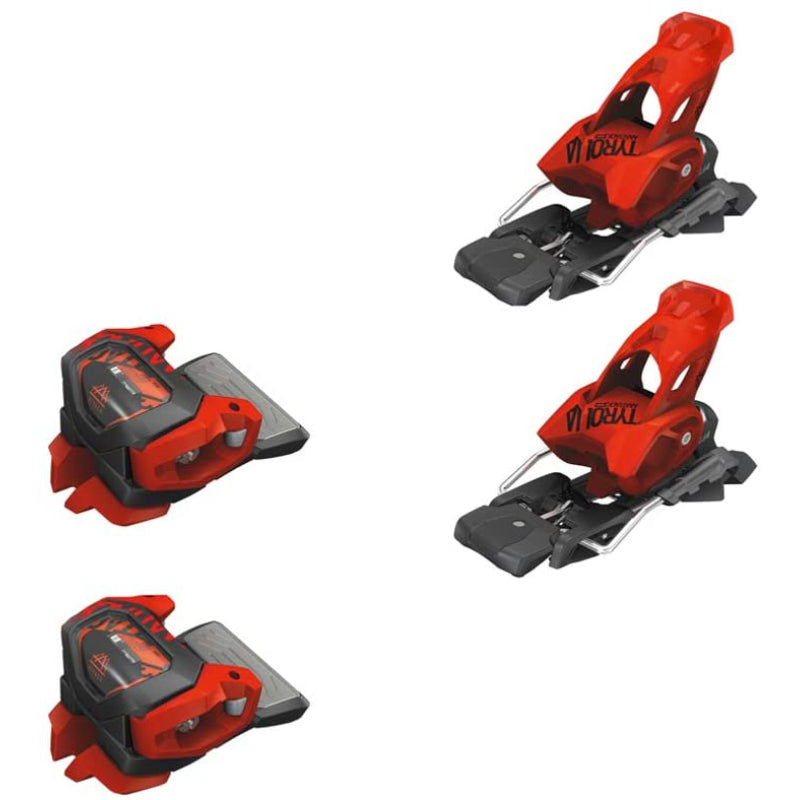 Tyrolia Attack2 GW 13 110mm Binding - Red