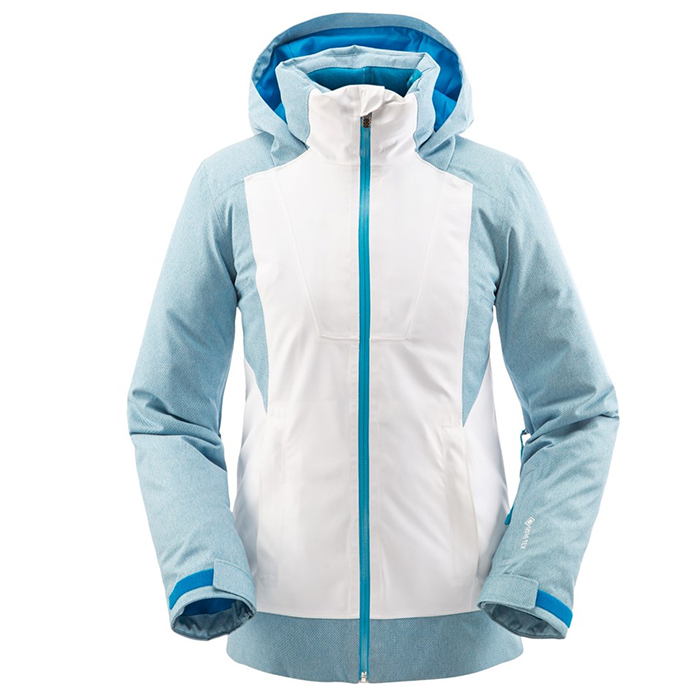 Spyder Voice Womens Jacket - White