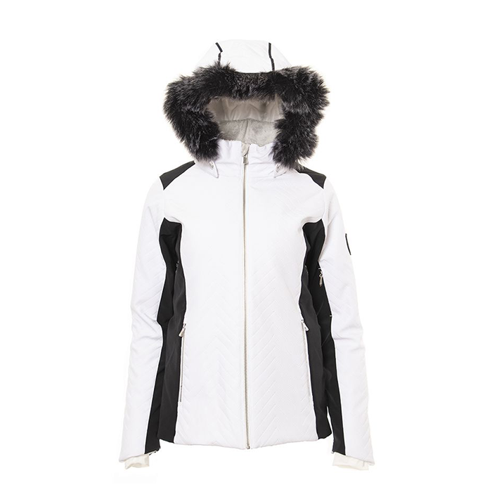 XTM Chamonix Womens Snow Jacket - White