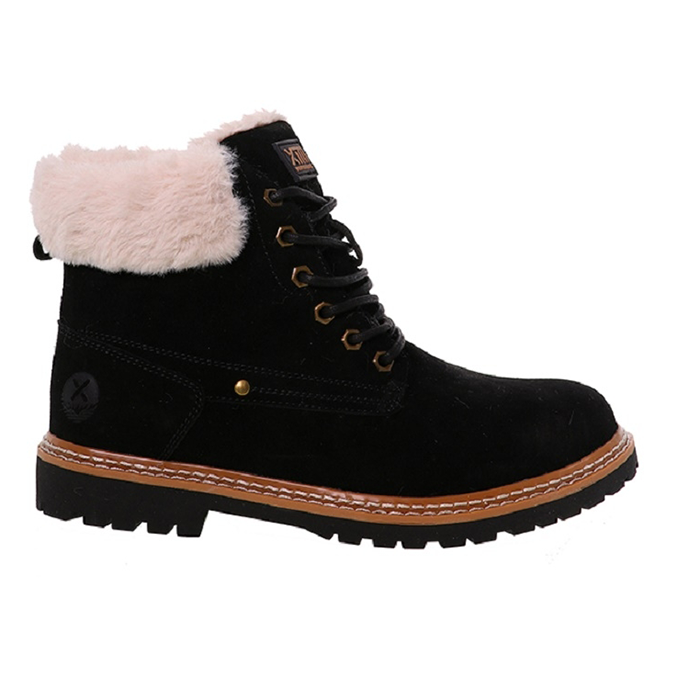 XTM Danii Womens Apres Boot - Black