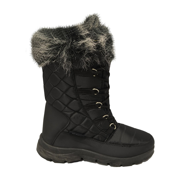 XTM Inessa Womens Apres Boot - Black