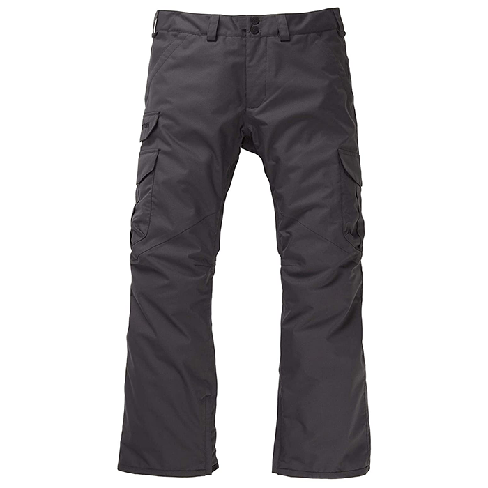 Burton Cargo Pants Regular Short Mens - Iron