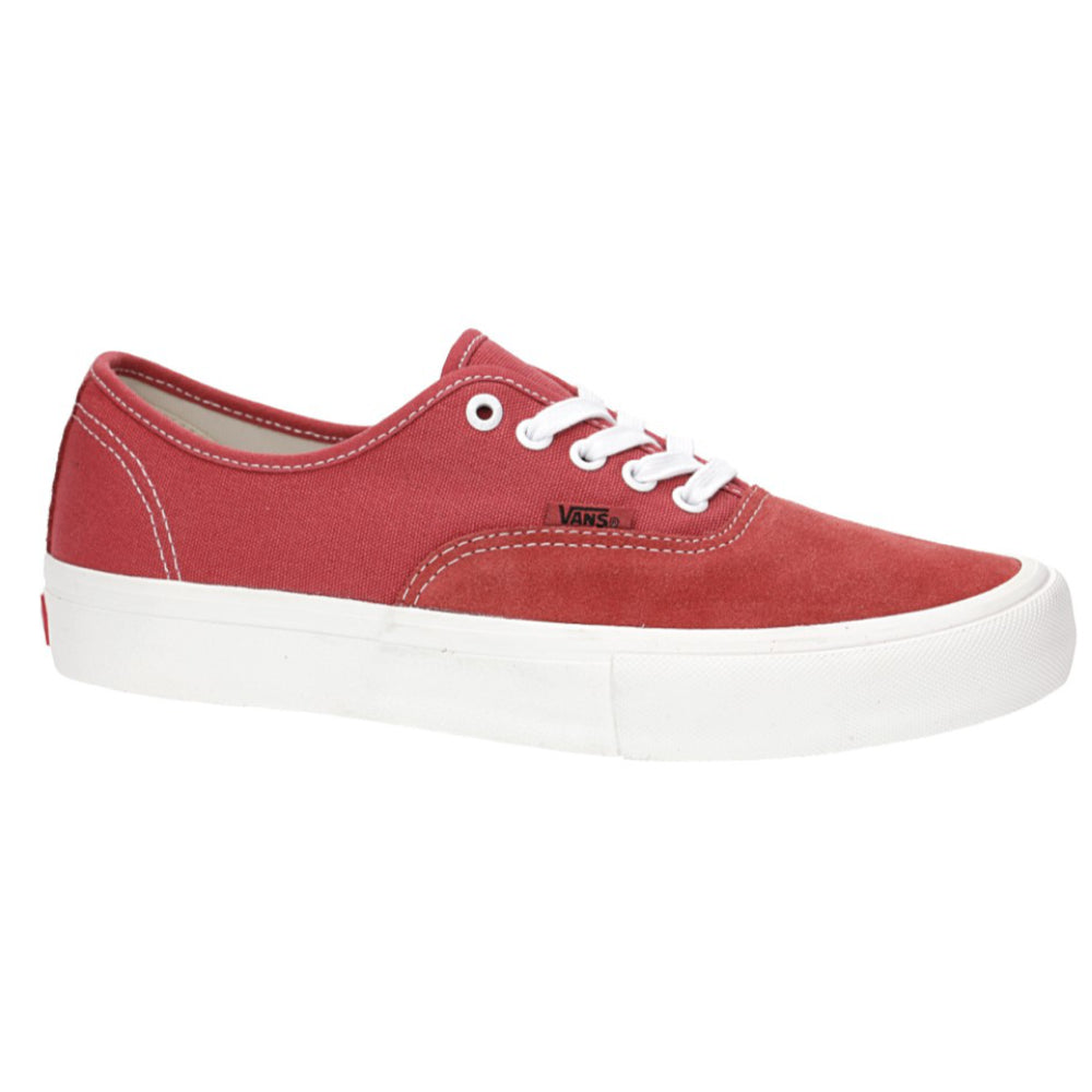 Vans Authentic Pro Mens Shoes - Red/Marshmall