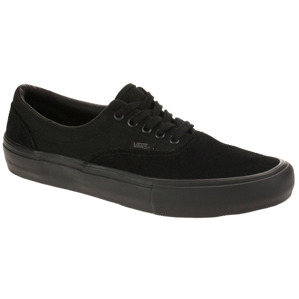 Vans Era Pro Mens Shoes - Blackout