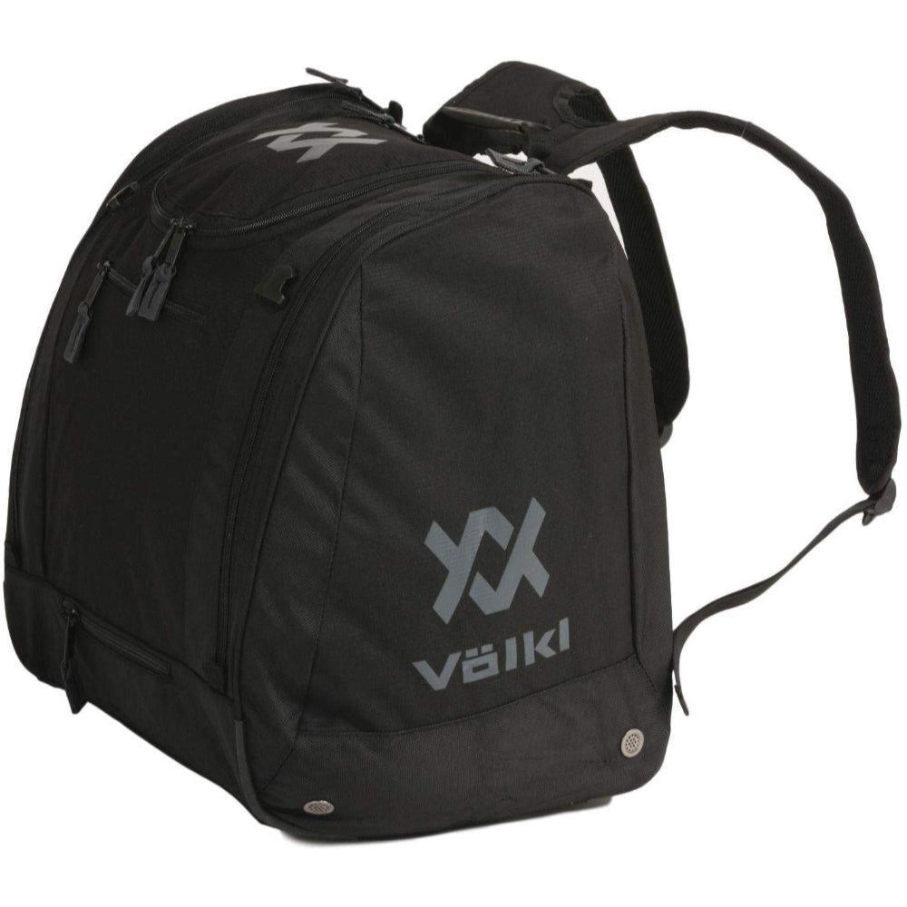 Volkl Deluxe Boot Bag - Black