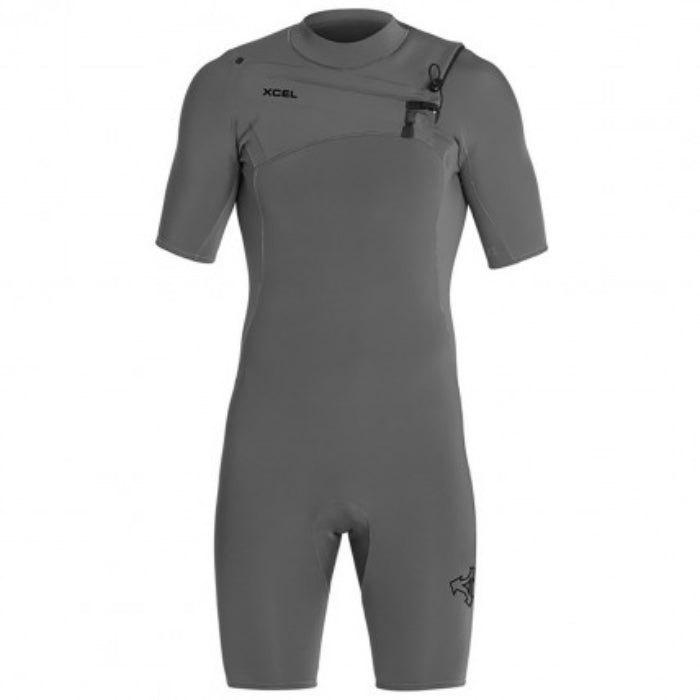 Xcel Comp-X 2mm SS Springsuit - Mens - Graphite
