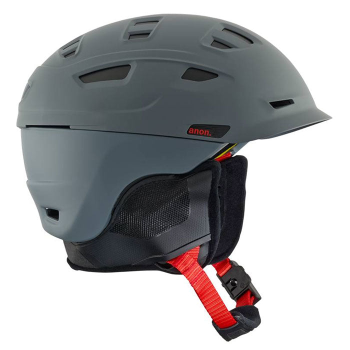 Anon Prime Mips Helment Mens - Gray