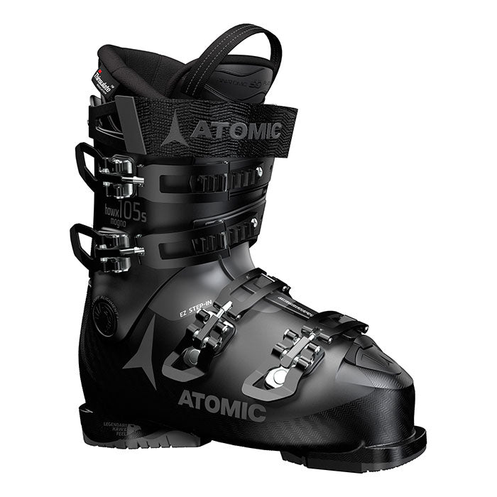Atomic Hawx Magna 105 S Ski Boot Womens - Black/Anthracite