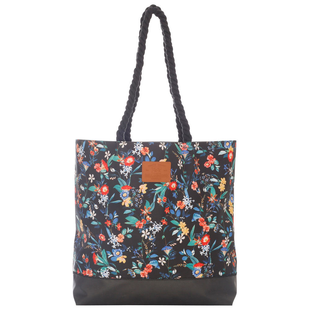 Billabong Black Nite Beach Bag - Black