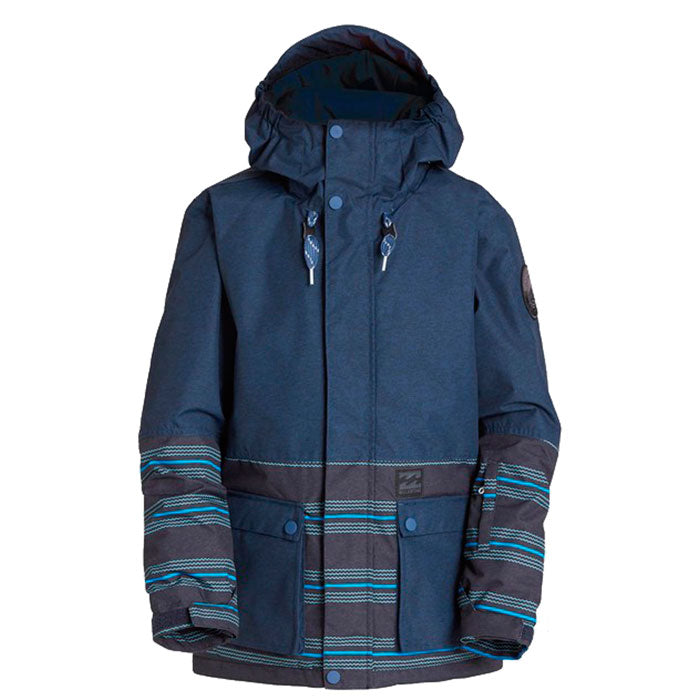Billabong Fifty 50 Jacket Boys - Cali Blue