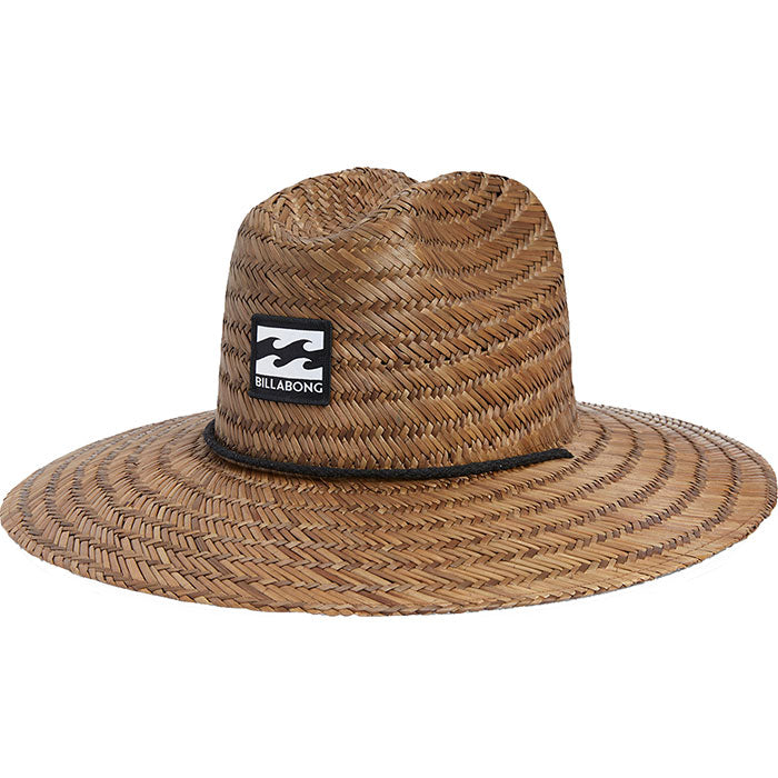 Billabong Tides Straw Hat - Brown