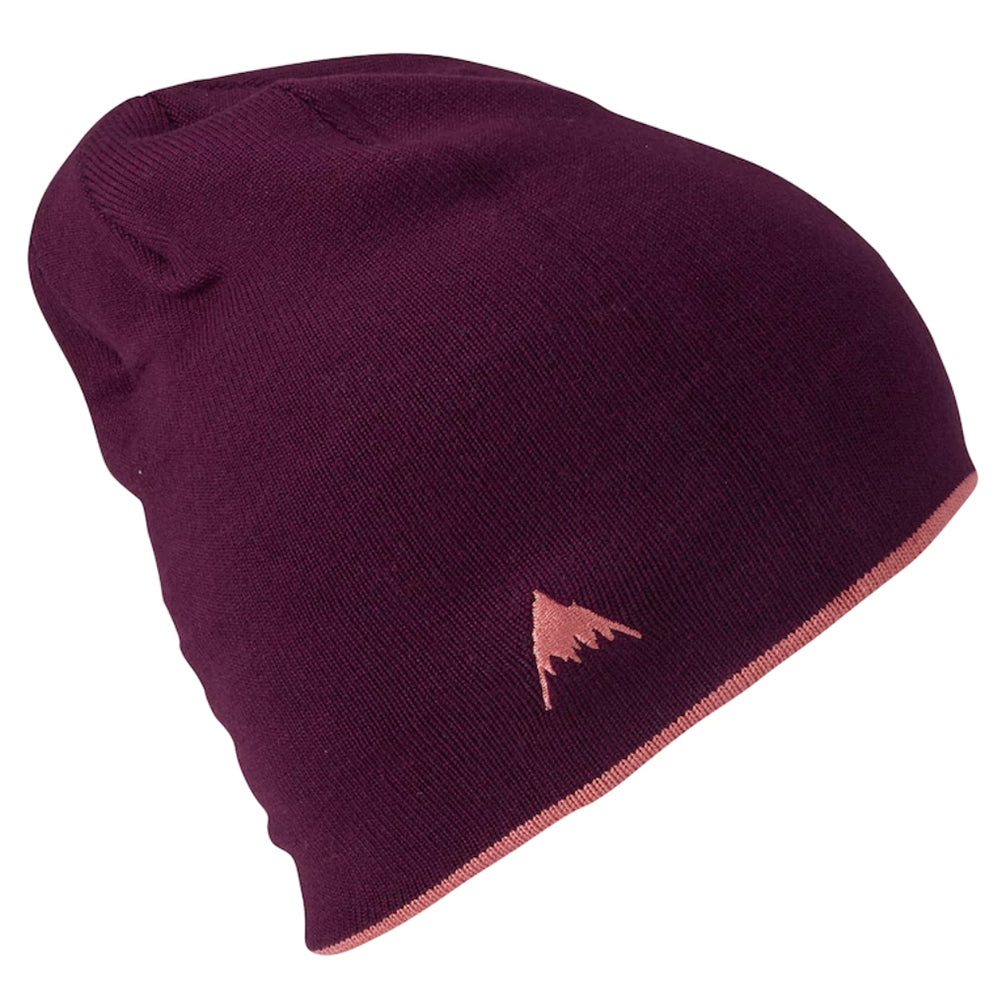 Burton Belle Beanie Womens - Starling/Dusty Rose