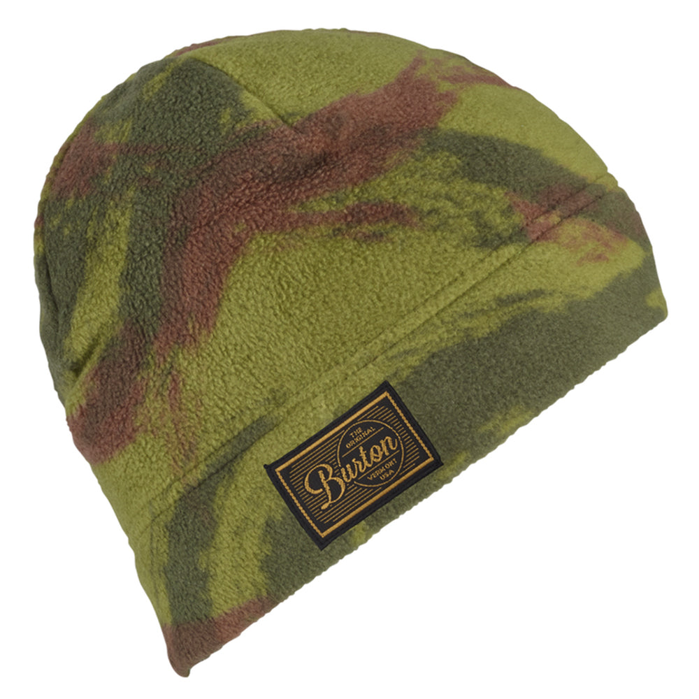 Burton Ember Fleece Beanie - Brush Camo