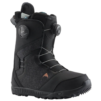 Burton Felix Snowboard Boots Womens 2020 - Boa Black - MEMBERS PRICE