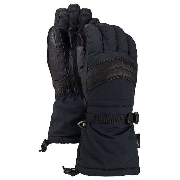 Burton Gore Warmest Gloves Mens - True Black