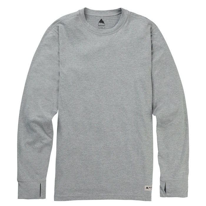 Burton Midweight Crew Mens - Monument Heather