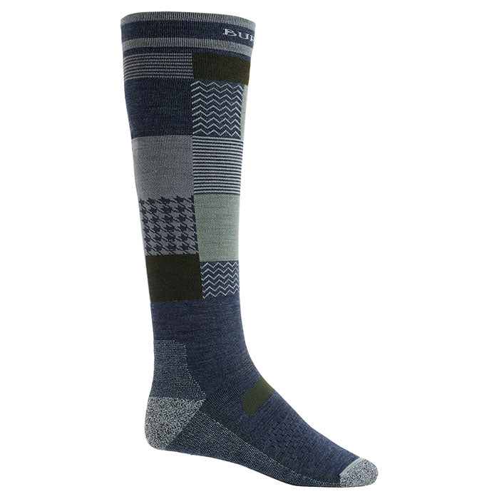 Burton Performance Ul Socks Mens - Patchwork