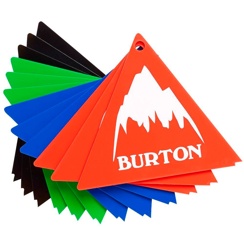 Burton Tri Scraper - Assorted