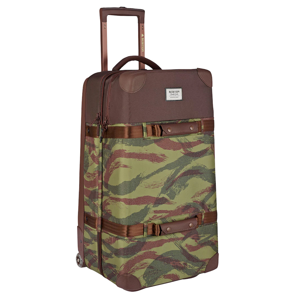 Burton Wheelie Double Deck - Brushstroke Camo