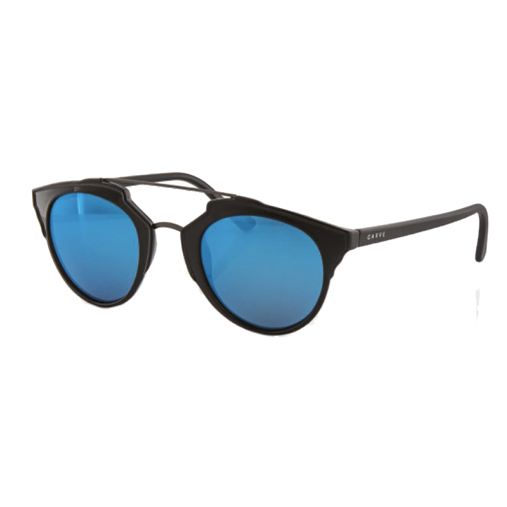Carve Griffin Sunglass - Black Polarized Revo