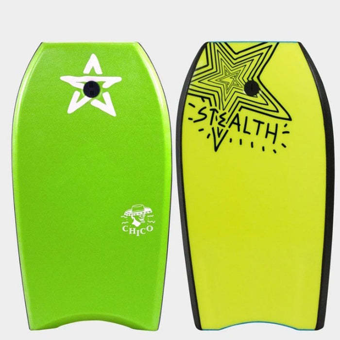 Stealth Chico EPS 30 Bodyboard - Green