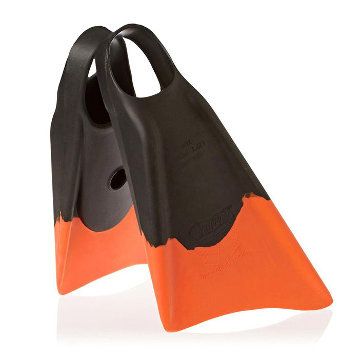 Churchill Makapuu Fins LTD - Black Orange