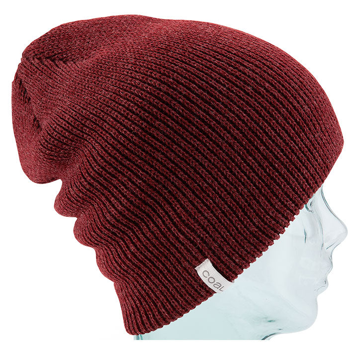 Coal The Frena Beanie - Heather Burgundy