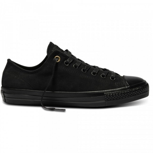 Converse Cons Ctas Pro Low Shoes - Black/Black