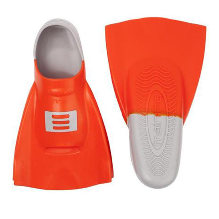 DMC Original Training Fins Orange/Grey MS 7-8